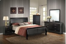 Belleview Black Bedroom