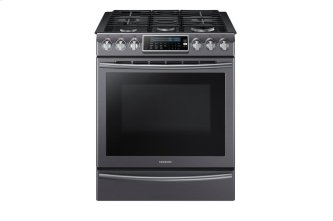NX58K9500WG Gas Range with 18K Dual Power Burner, 5.8 cu.ft