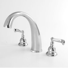 200 Series Roman Tub Set with Hampshire Handle (available as trim only P/N: 1.201377T)