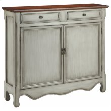 Cupboard 2dr 2dw Antique Gray