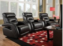 Viva Reclining Home Entertainment Sectional