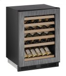 "1000 Series 24"" Wine Captain® Model With Integrated Frame Finish and Field Reversible Door Swing (115 Volts / 60 Hz) Product Image"