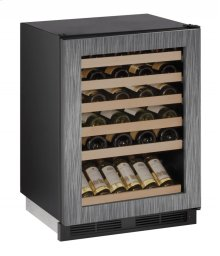 "1000 Series 24"" Wine Captain® Model With Integrated Frame Finish and Field Reversible Door Swing (115 Volts / 60 Hz)"