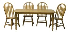 T.E.I. 5 pc. Laminated Table Set