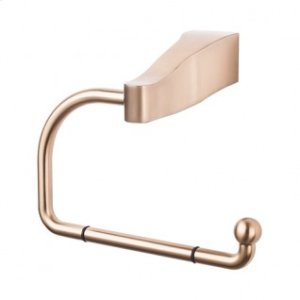Aqua Bath Tissue Hook - Brushed Bronze