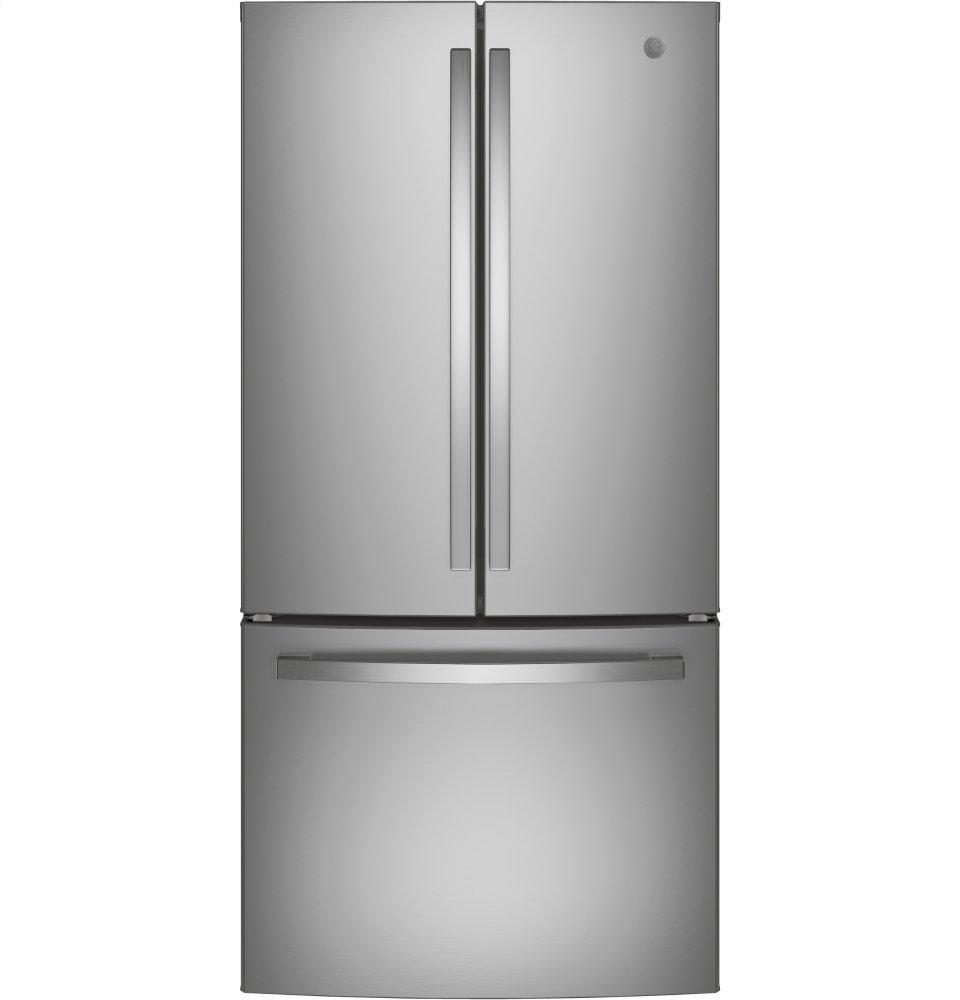 GE®energy Star® 24.7 Cu. Ft. French-Door Refrigerator