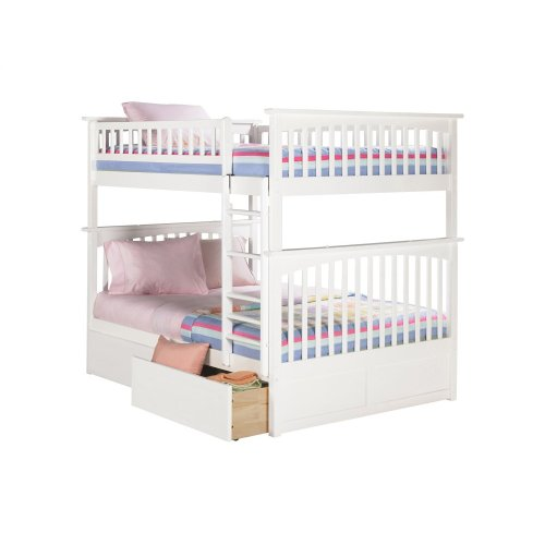 Ab55512 In By Atlantic Furniture In Mineola Ny Columbia Bunk Bed