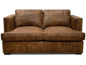 Dorchester Abbey Lorenza Loveseat with Nails 3K06ALN