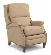 Priscilla Fabric Power High-Leg Recliner