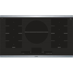 BoschBenchmark(R) Benchmark(R) Series - Black With Stainless Steel Frame Nitp668suc