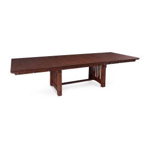 MaRyan Trestle Table, 4 Leaf