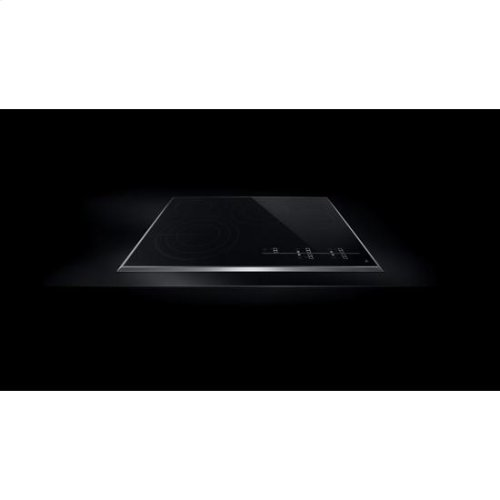 """Lustre Stainless 30"""" Electric Radiant Cooktop with Glass-Touch Electronic Controls"""