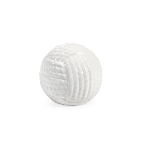 Small Ceramic Yarn Ball