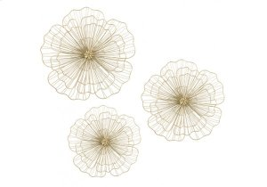 MH1016B  Three Wire Flowers