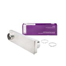 Smart Choice 0''-18'' Dryer Periscope Vent Kit