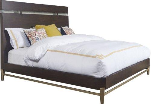 Leah Platform Bed (Queen)