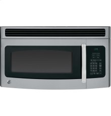 GE® 1.5 Cu. Ft. Over-the-Range Microwave Oven with Recirculating Venting Out-of-box As-Is Unit