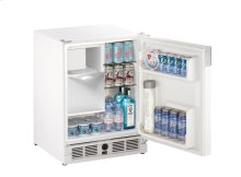 """Marine Series 21"""" Marine Combo® Model With White Solid Finish and Field Reversible Door Swing (115 Volts / 60 Hz)"""
