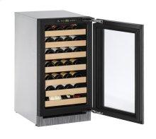 "18"" Wine Captain ® Model Integrated Frame Right-Hand Hinge"
