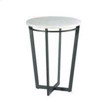 Sofia Round Chairside Table