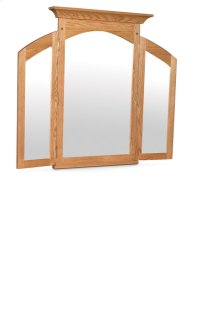 Royal Mission Tri-View Mirror, Medium