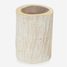 Cecile Wood Accent Table - S