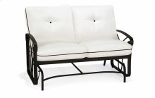 Outdoor Love Seat Glider