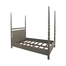 Orchard Poster King Bed