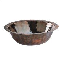 Black Nickel Hawthorne Bath Sink