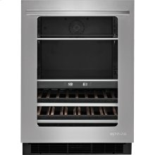 Jenn-Air® 24-inch Under Counter Beverage Center