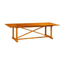 "Milton 84"" Trestle Table"
