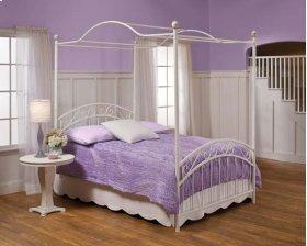 Emily Full Canopy Bed Set