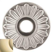 Lifetime Polished Brass 5019 Estate Rose