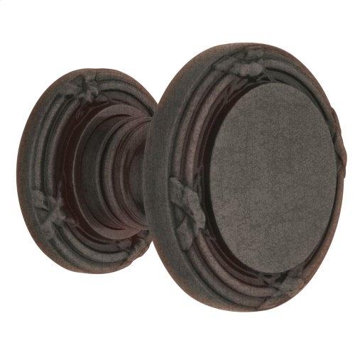 Distressed Venetian Bronze 5013 Estate Knob