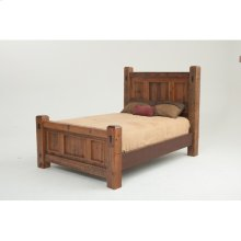 Stony Brooke - Highland Panel Bed - California King Bed (complete)