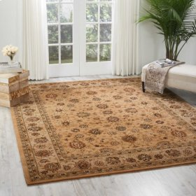 Nourison 2000 2071 Cam Rectangle Rug 2'6'' X 4'3''