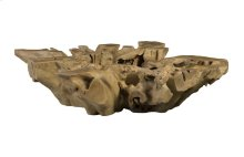 Teak Root Coffee Table, Square