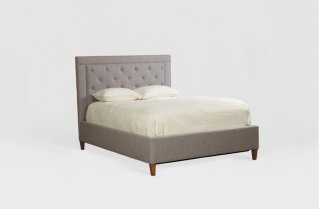 Darcy Bed  Custom Tailored