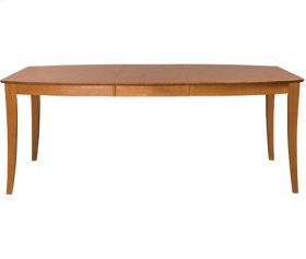 Salerno Butterfly Ext. Table Aged Cherry