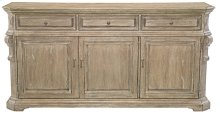 Campania Buffet in Campania Weathered Sand (370)