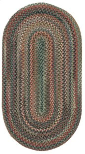Bear Creek Sage Braided Rugs