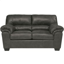 Signature Design by Ashley Bladen Loveseat in Slate Faux Leather [FSD-1209LS-SLA-GG]