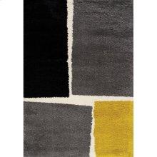 Maroq 6607 Grey Yellow Black 6 x 8