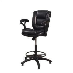 Hillsdale FurnitureDawson Black Upholstered Barstool