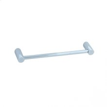 "Techno - Towel Bar 12"" - Polished Chrome"