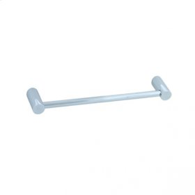 "Techno - Towel Bar 12"" - Brushed Nickel"