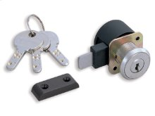 Cam Lock for Wood Doors