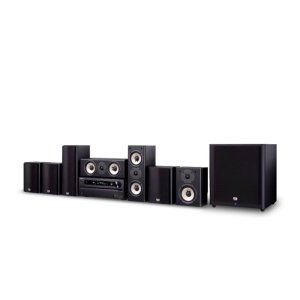 OnkyoTHX® Certified 7.1-Ch Network Home Theater Receiver/Speaker Package