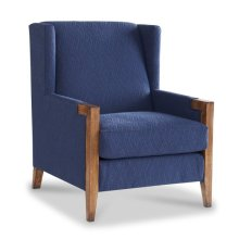Everly Wing Chair - 30.5 L X 35 D X 40 H