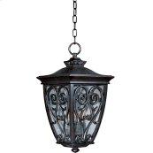 Newbury VX 3-Light Outdoor Hanging Lantern